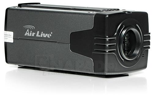 kamera IP - megapikselowa typu box