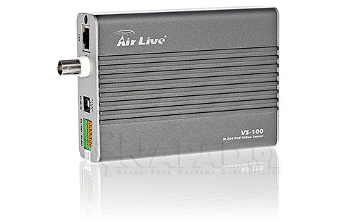 serwer wideo vs100 airlive