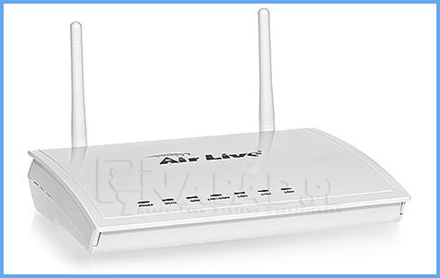 Router bezprzewodowy WN-350R AirLive w NAPAD.pl